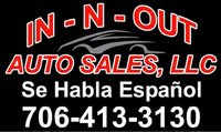 In And Out Auto Sales LLC logo