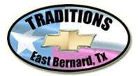 Traditions Chevrolet logo