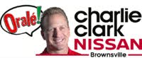Charlie Clark Nissan Brownsville logo