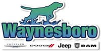 Waynesboro Chrysler Dodge Jeep Ram logo