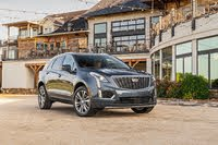 Cadillac XT5 Overview