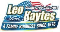 Leo Kaytes Ford Inc. logo