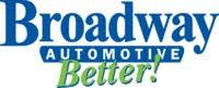 Broadway Automotive on Military logo