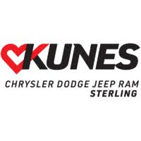 Kunes Country Chrysler Dodge Jeep RAM Sterling logo