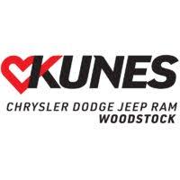 Kunes Country CDJR of Woodstock logo