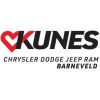 Kunes Country CDJR of Barneveld logo