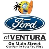 Ford of Ventura logo