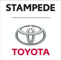 Stampede Toyota logo