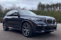 2021 BMW X5 front three quarter, exterior, gallery_worthy