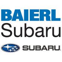 Baierl Subaru logo