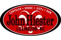 John Hiester CDJR of Lillington logo