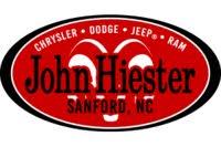 John Hiester CDJR of Sanford logo