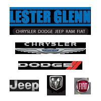 Lester Glenn Chrysler Dodge Jeep RAM FIAT logo
