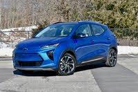 2022 Chevrolet Bolt EUV Overview