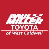 Paul Miller Toyota of West Caldwell logo
