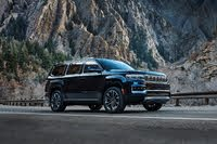 2022 Jeep Grand Wagoneer Picture Gallery