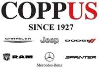 Coppus Motors logo