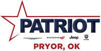 Patriot Chrysler Dodge Jeep Ram of Pryor logo