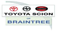 Toyota of Braintree logo