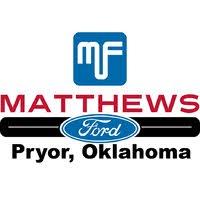 Matthews Ford Pryor logo