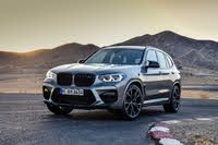 2021 BMW X3 M Picture Gallery