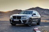 2021 BMW X3 M, 2021 BMW X3M front three quarter, exterior, manufacturer, gallery_worthy