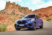 2021 BMW X5 M Overview