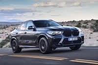2021 BMW X6 M Overview
