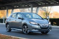 2021 Nissan LEAF Picture Gallery