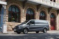 2021 Mercedes-Benz Metris Cargo Picture Gallery