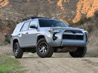 2021 Toyota 4Runner Overview