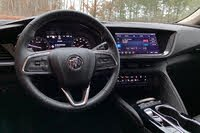 2021 Buick Envision dashboard, interior, gallery_worthy