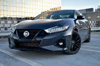 2021 Nissan Maxima Picture Gallery