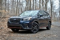 Subaru Forester Overview