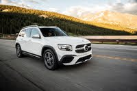 2021 Mercedes-Benz GLB-Class Picture Gallery