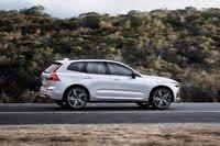 2021 Volvo XC60 rear three quarter, exterior, manufacturer, gallery_worthy
