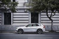 2021 Volvo XC60 profile, exterior, manufacturer, gallery_worthy