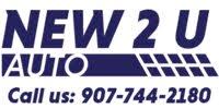 New 2 U Auto logo