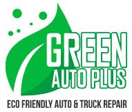 Green Auto Plus logo