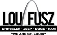 Lou Fusz Chrysler Jeep Dodge Ram logo