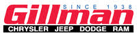 Gillman Chrysler Jeep Dodge Ram logo