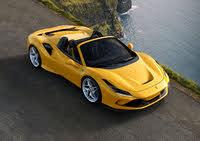 2020 Ferrari F8 Picture Gallery