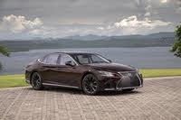 2020 Lexus LS, exterior, manufacturer, gallery_worthy