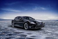2020 Lexus LS Hybrid, exterior, manufacturer, gallery_worthy
