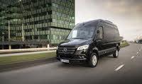 2020 Mercedes-Benz Sprinter, exterior, manufacturer, gallery_worthy