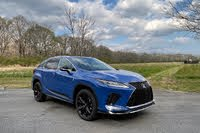 2021 Lexus RX Picture Gallery