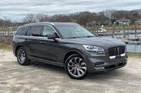 2021 Lincoln Aviator Overview