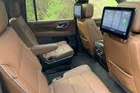 2021 Chevrolet Suburban second-row seats, interior, gallery_worthy