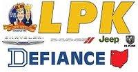 LPK Chrysler Dodge Jeep RAM of Defiance logo