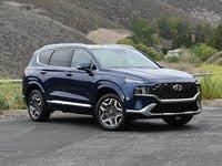 2021 Hyundai Santa Fe Picture Gallery